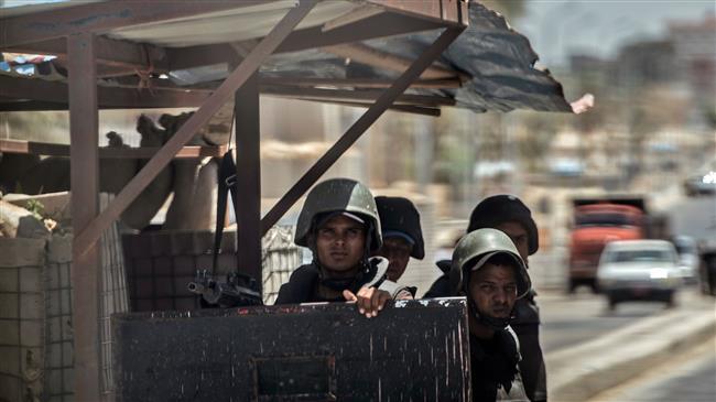 Egyptian police kill 4 suspected terrorists in northern Sinai: Report