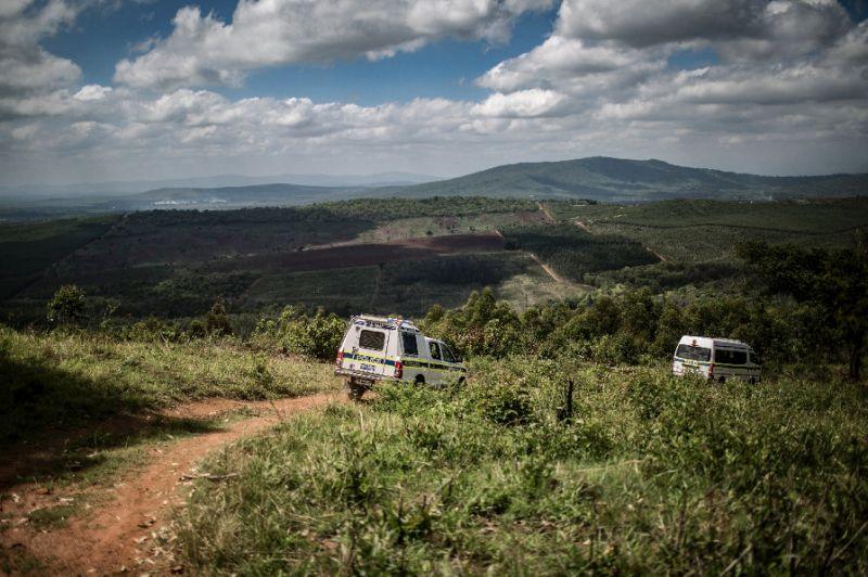 S.African farmers 'furious' over Trump land reform tweet