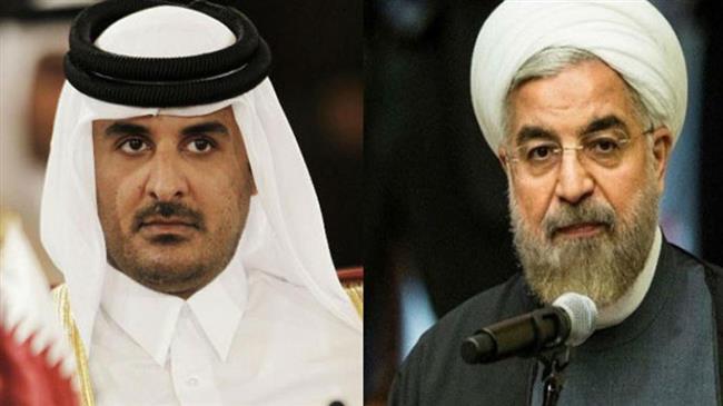 Iran wants enhanced ties with Qatar: President Rouhani