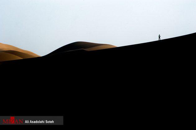 Varzaneh desert; amazing Site for camping, stargazing