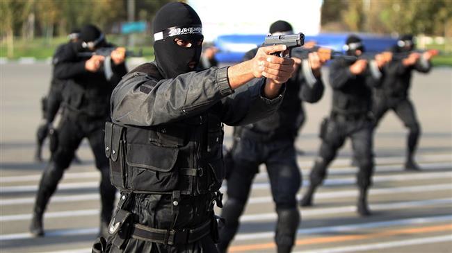 Iran pledges crushing response to terrorist, hostile groups
