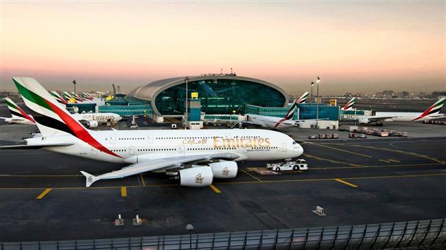 Yemeni forces launch drone strike against Dubai International Airport