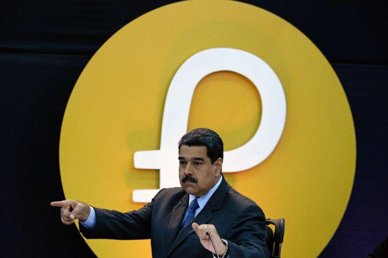 Venezuela orders banks to adopt cryptocurrency