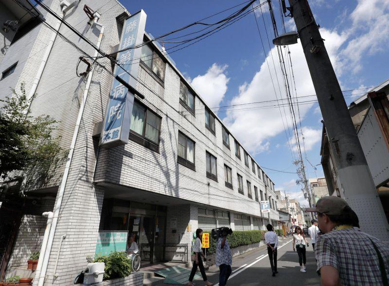 Japanese police probe 4 hospital deaths after air-con failed