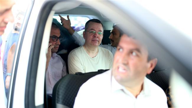 Turkey vows retaliation against US sanctions over jailed pastor