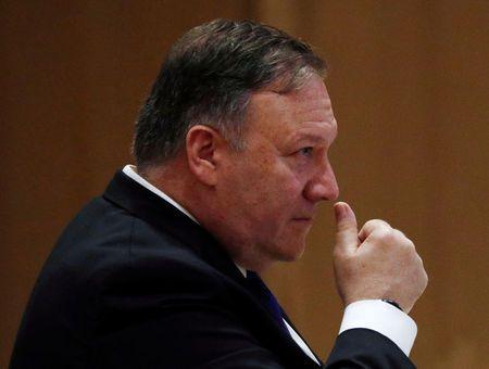 Pompeo says North Korea weapons work inconsistent with Kim pledge