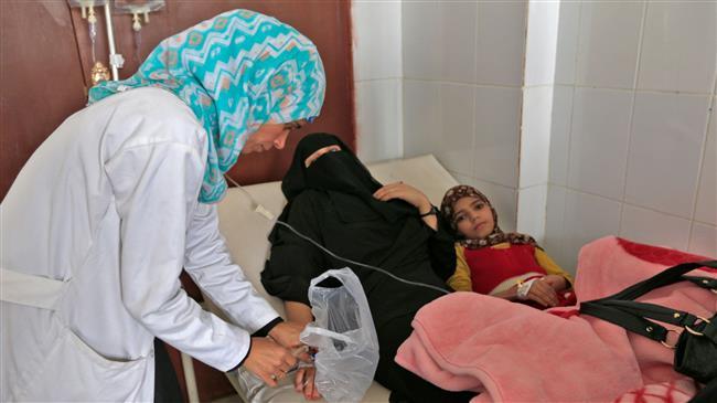 UN health agency warns of new Yemen cholera surge after Saudi strikes hit medical facilities