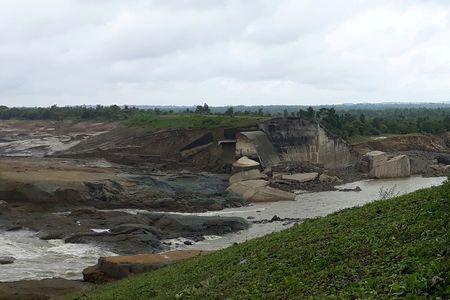 Myanmar dam breach floods 85 villages, thousands driven from homes