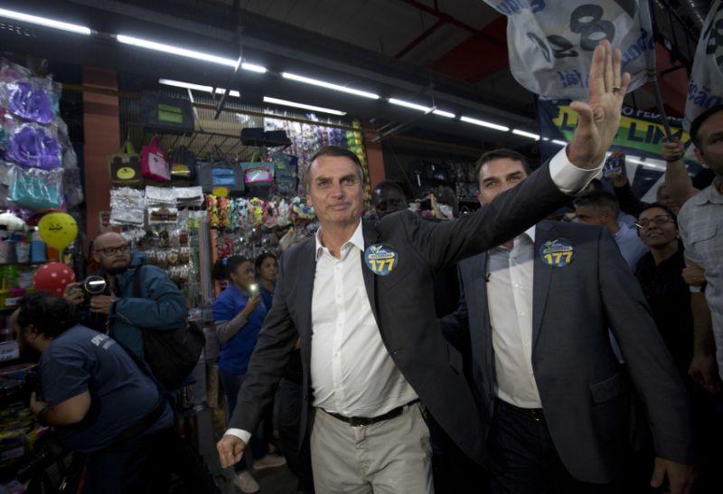 Brazil presidential hopeful: let police kill criminals