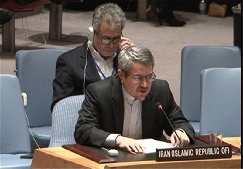 Iran decries US push for violation of UNSC resolution