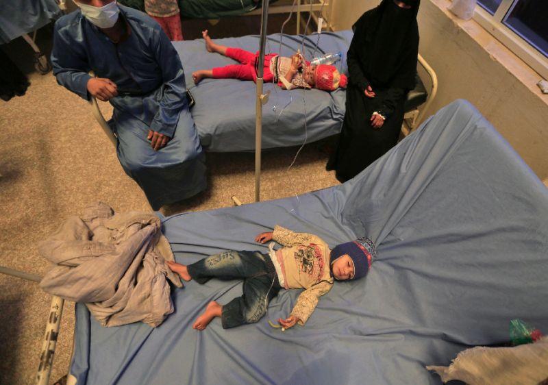 Yemen faces new surge in cholera cases: UN