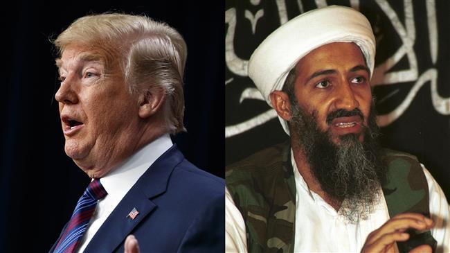 Democratic Congressional hopeful says Trump is like Bin Laden