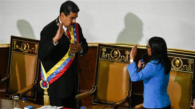 Venezuela's Maduro survives an assassination attempt