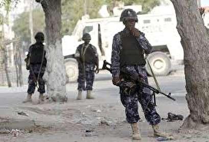 Suicide bomb attack kills at least three Somali soldiers outside Mogadishu