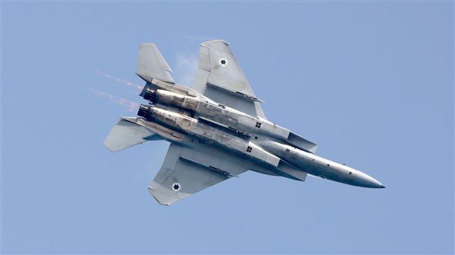 Israeli aircraft strikes Gaza Strip over 'arson balloons': Military