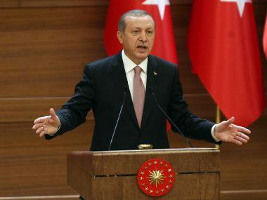 Turkey determines members of delegation to visit U.S.: CNN Turk
