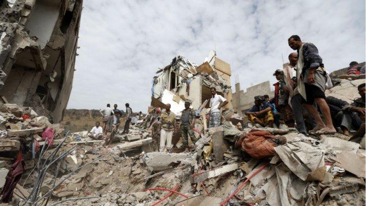 Saudi air raids kill more civilians in southwest Yemen