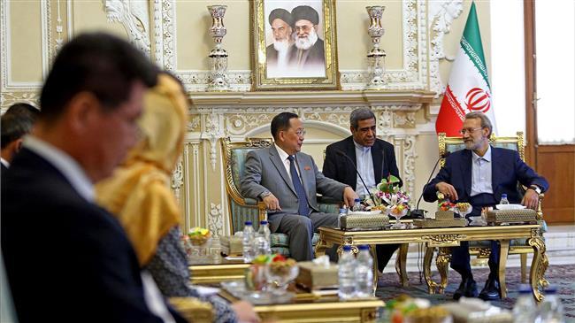 Iran, North Korea seek closer ties amid US bans