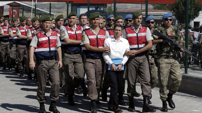 Turkish court sentences 115 suspects to jail over affiliation to Gulen movement