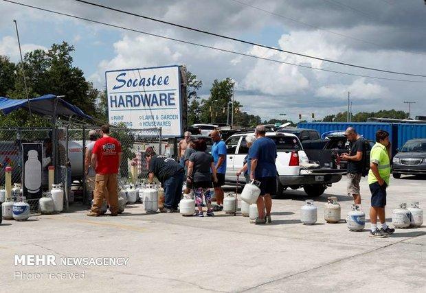 North, South Carolina states awaiting hurricane