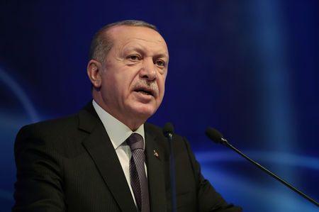 Turkey's Erdogan says mulling election alliance with nationalists