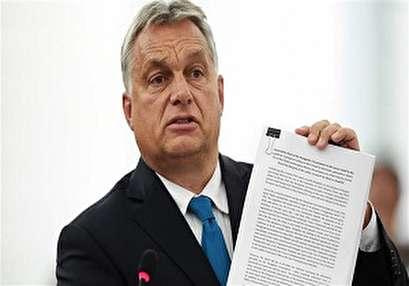 Hungary's PM threatens to take EU to court