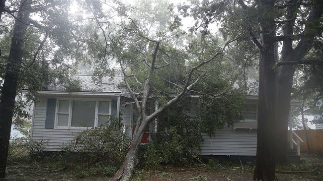 Five dead in Carolinas as Florence brings 'epic' floods