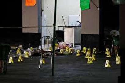 Three shot dead in Mexico City tourist hotspot, 'mariachi' gunmen flee