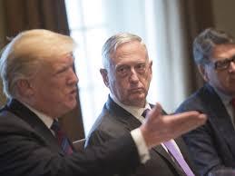 Trump may soon sack defense chief Mattis amid souring relationship: Reports
