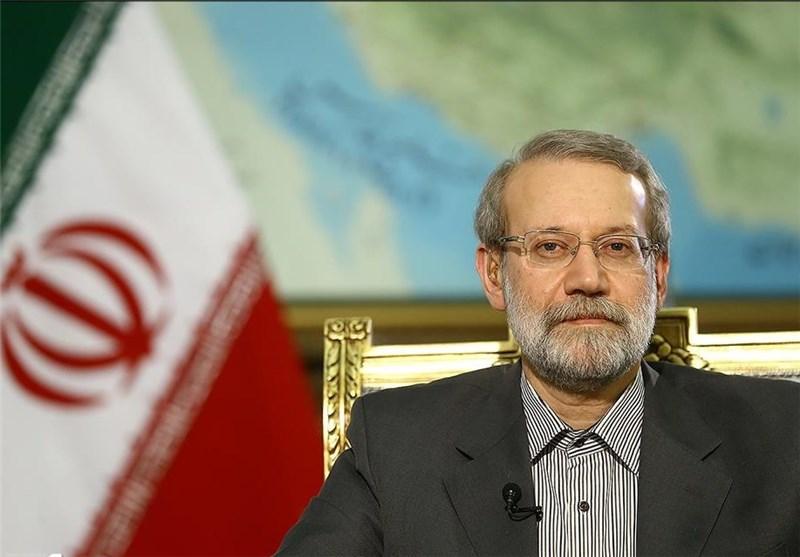 Larijani congratulates Iraqi speaker on election