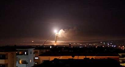 Syria military intercepts, downs Israeli missiles: Source