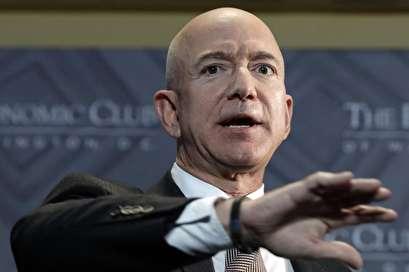 Amazon founder Bezos announces $2B charitable fund