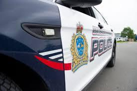Canadian police officer gets 8-month sentence for killing pedestrian