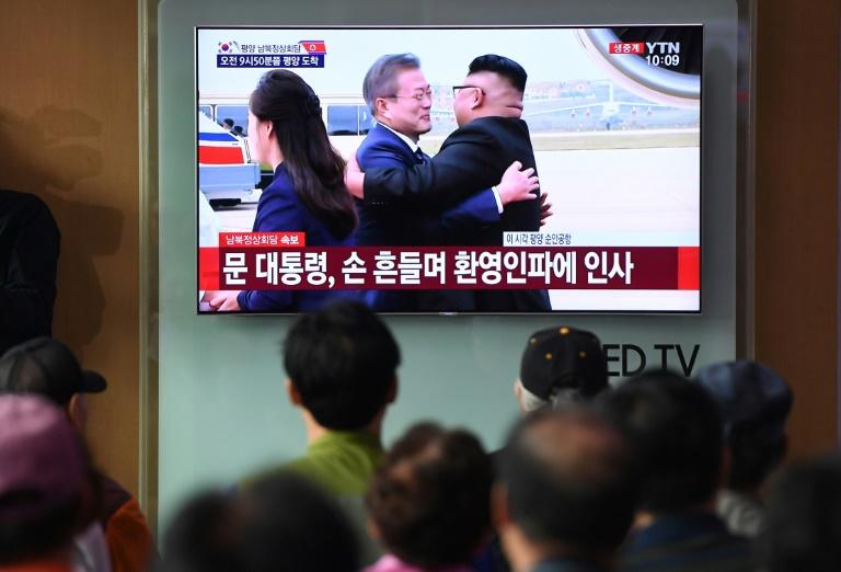 S. Korean leader arrives in Pyongyang for summit