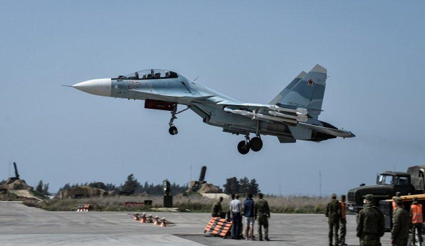 Russian aircraft went off radar near Hmeymim Airbase in Syria