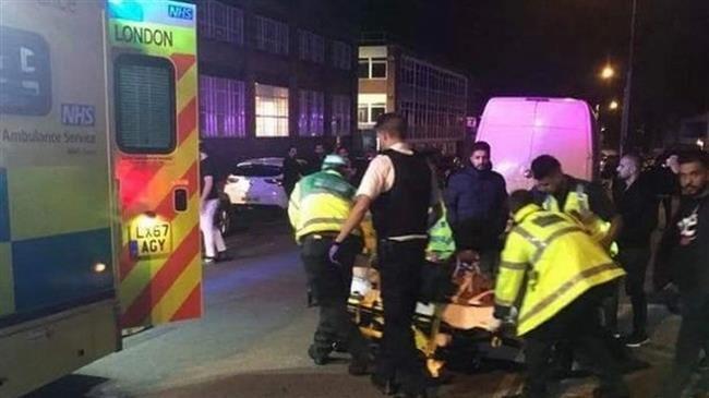 Islamophobic hate crime injures Muslim worshipers at north London mosque