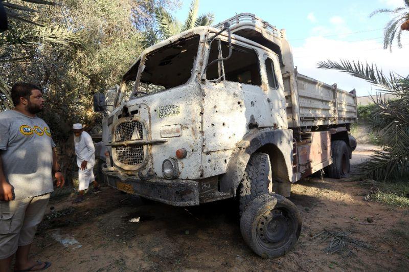 UN chief condemns escalating violence in Libya