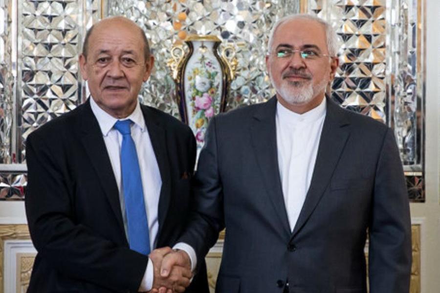 Iran, France discuss JCPOA, regional issues