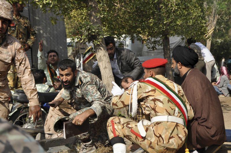 UN chief offers condolences over terrorist attack in Iran
