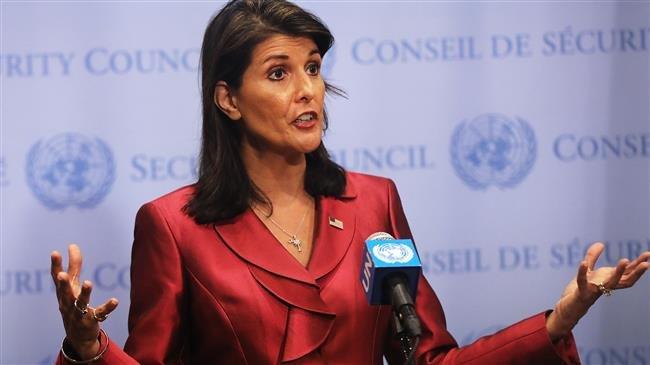 US envoy to UN denies Giuliani's claim that Trump wants 'revolution' in Iran