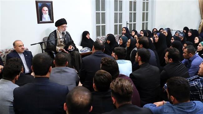 Ahvaz terror attack perpetrators to face severe punishment: Ayat. Khamenei