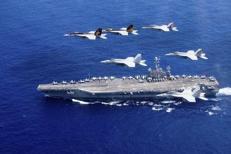 China denies Hong Kong port visit for U.S. navy ship amid trade tensions