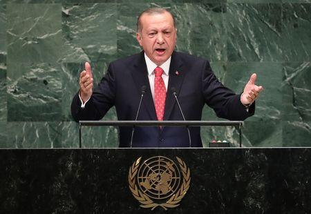 Turkey's Erdogan says court will decide fate of detained U.S. pastor