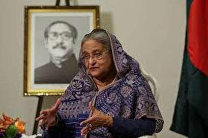 Exclusive: Myanmar's delaying tactics blocking Rohingya return - Bangladesh PM