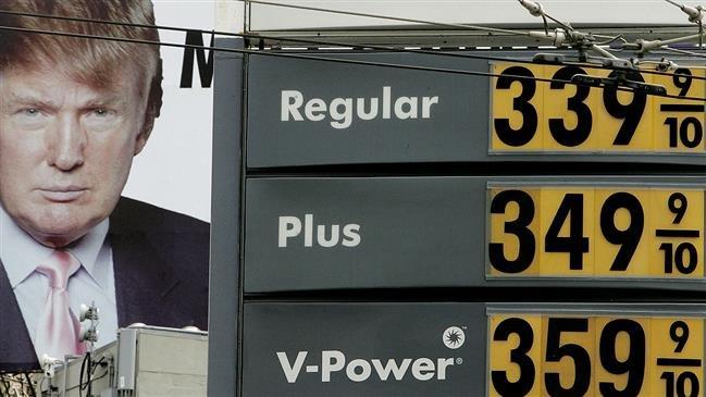Macron, Zangeneh say Trump behind oil price rally
