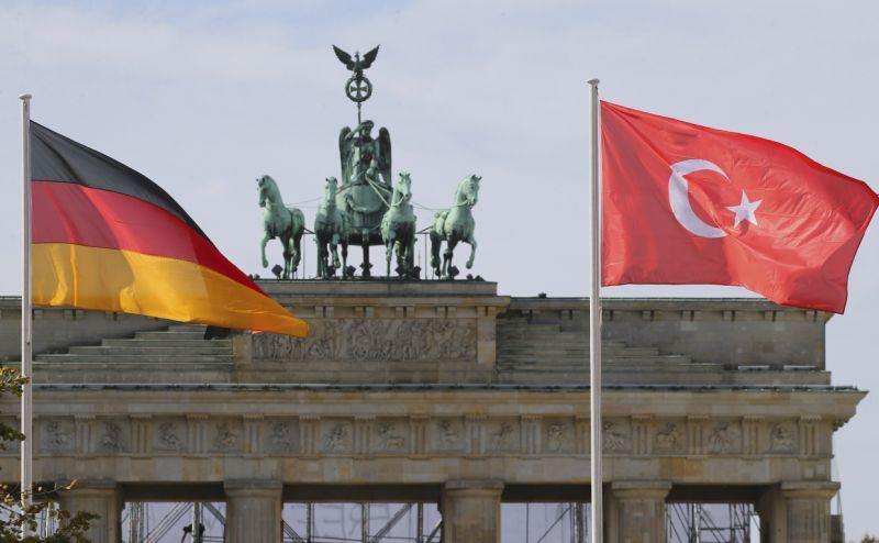 Turkey's Erdogan heads to Germany on bridge-building visit