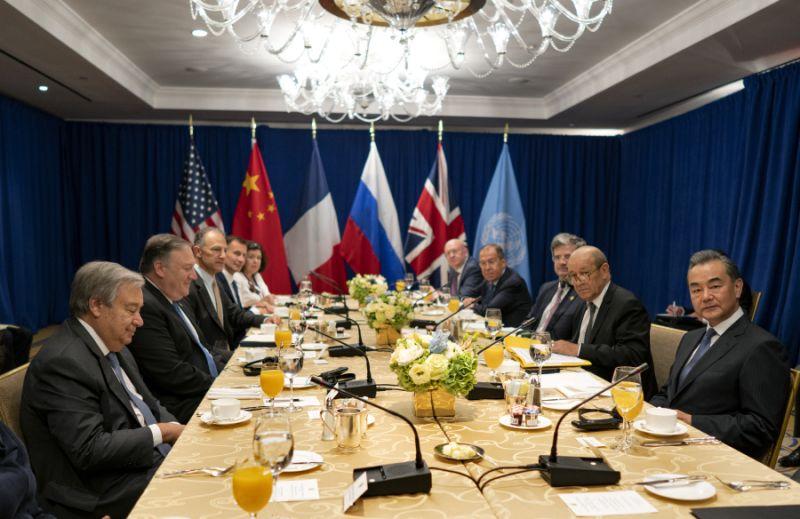US seeks to keep North Korea sanctions; Russia, China object