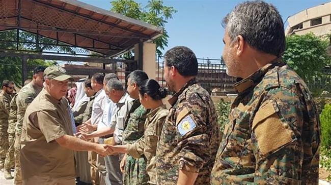 Erdogan accuses US of breaking promises on Syria's Manbij