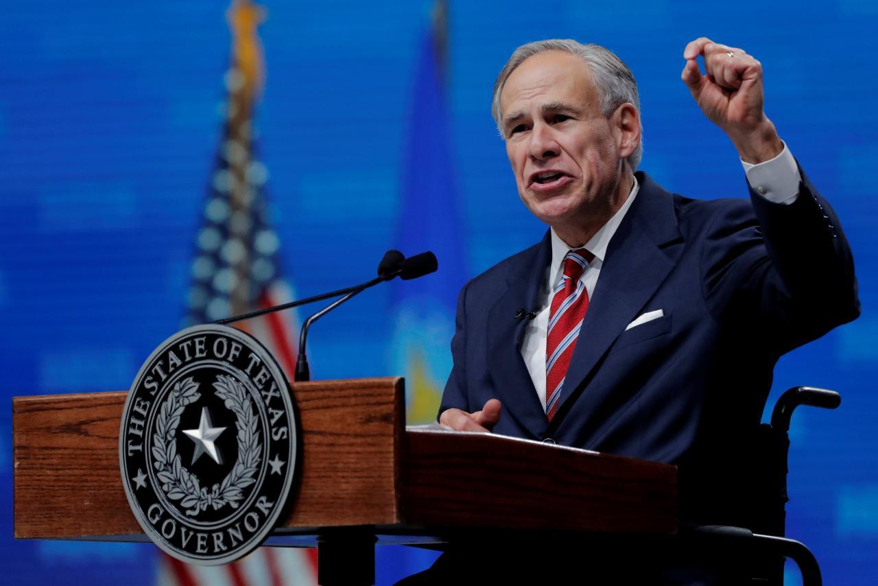 Texas governor says 'bathroom bill' no longer on his agenda