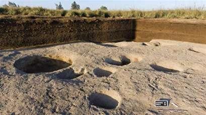 Egypt unearths one of oldest Nile Delta villages